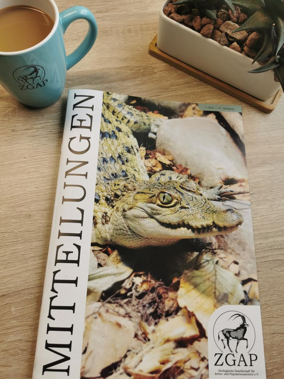 Neue Ausgabe der ZGAP-Mitteilungen